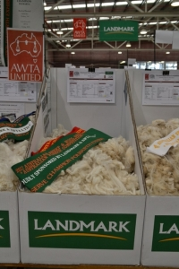 Roxford was awarded overall Reserve Champion Fleece at the Bendigo Sheep and Wool Show.